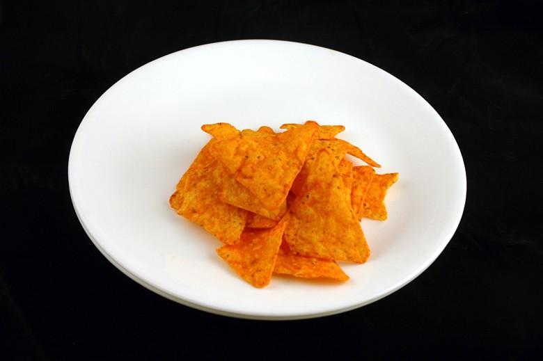איך 200 קלוריות נראות בכל מיני מאכלים? דוריטוס