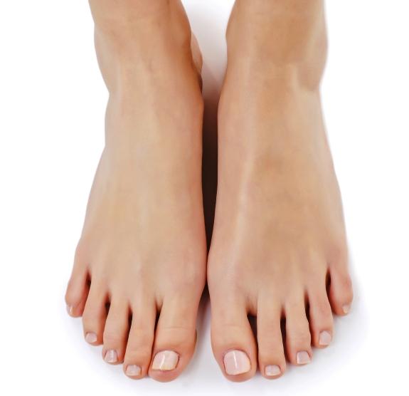 יוגה לכפות הרגליים