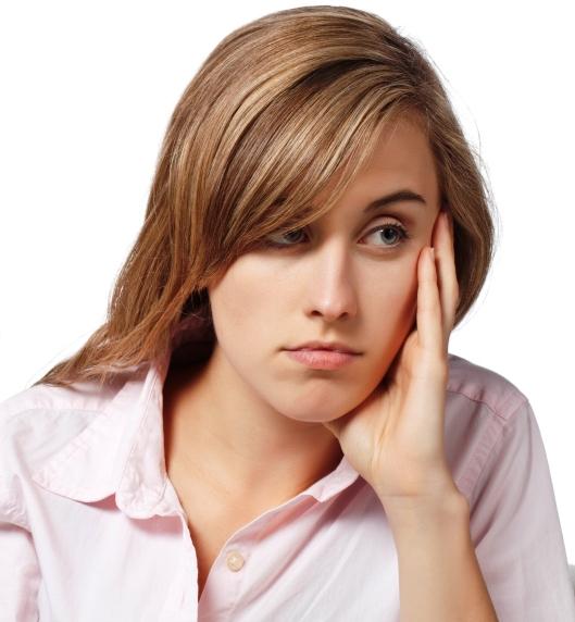 רוב בני האדם חווים סוג של דיכאון