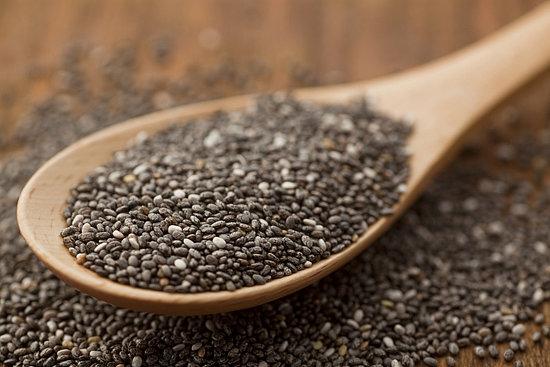 זרעי הצ'יה ניתן להוסיף כמעט כל דבר
