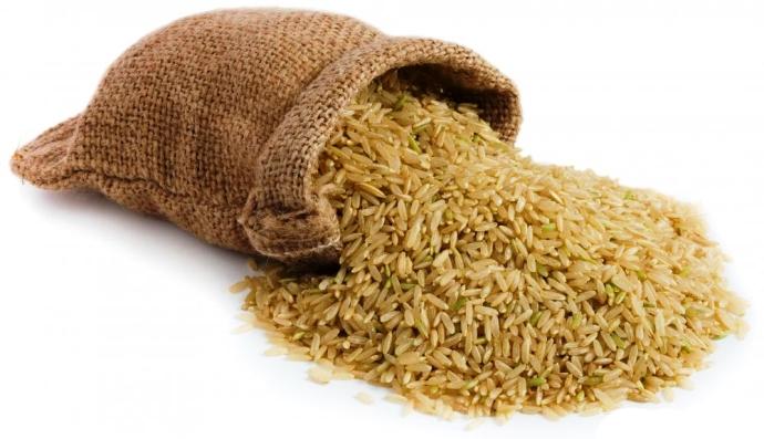 אורז חום