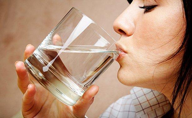 מתי צריך לשתות מים?