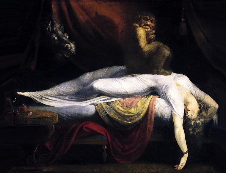 שיתוק שינה
