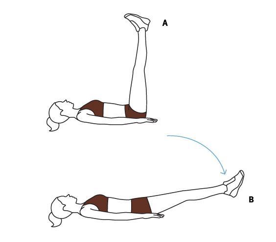 הורדות רגליים