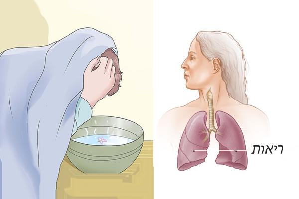 איך לטפל בקוצר נשימה