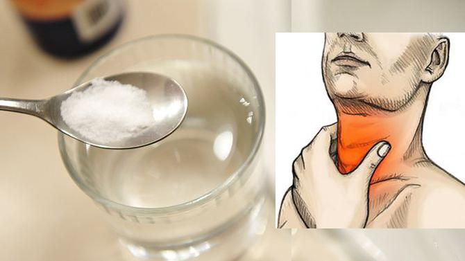איך להעביר כאב גרון