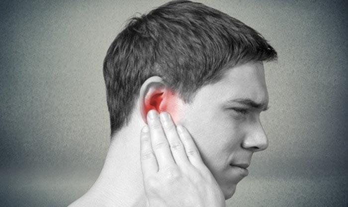 דלקת אוזן חיצונית